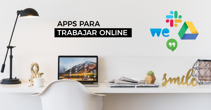 Apps para trabajar online - Tony Hall Studio