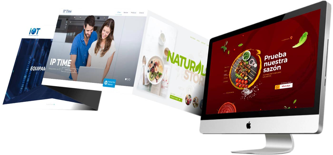 Diseño de páginas web para pymes - Tony Hall