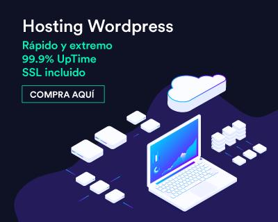 Hosting Wordpress de velocidad extrema - Tony Hall